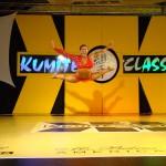 amber kumite stage