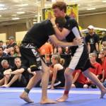 kumite grappling
