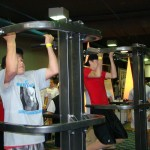 pull up machines