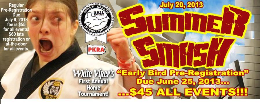 summer smash tournament