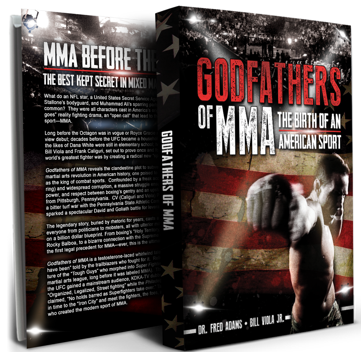 Godfathers of MMA book