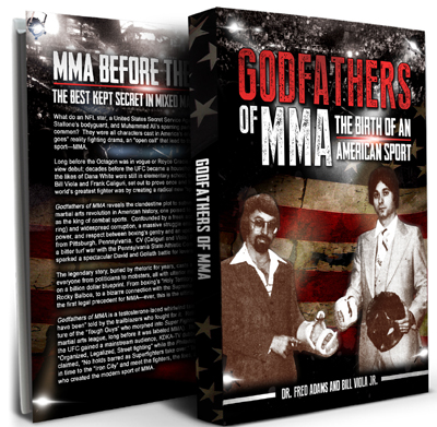 history of mma book