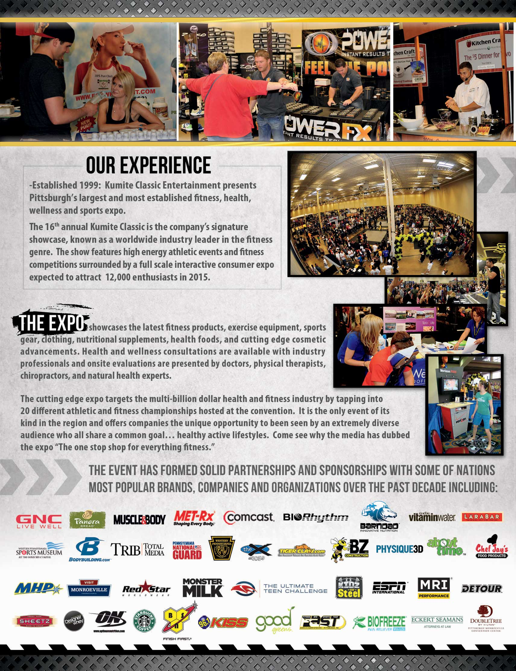 about pittsburgh fitness expo