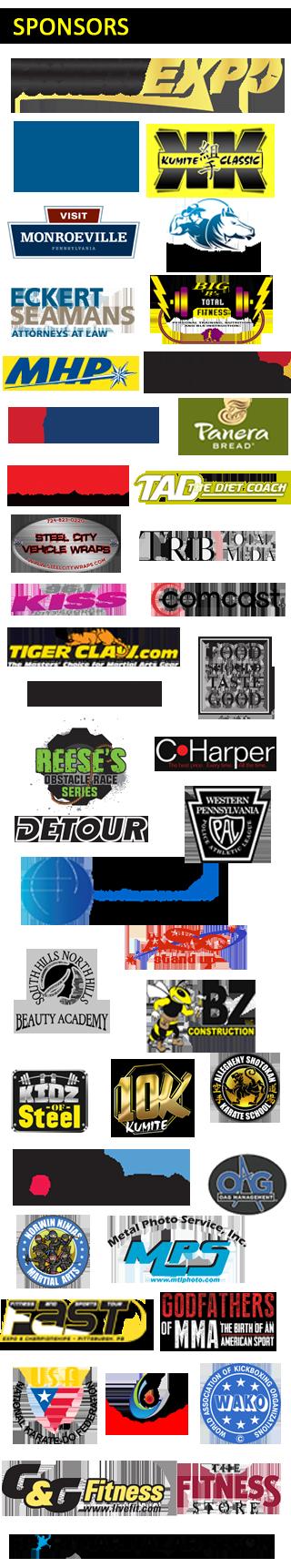 kumite classic sponsors