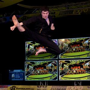 Jump Kick