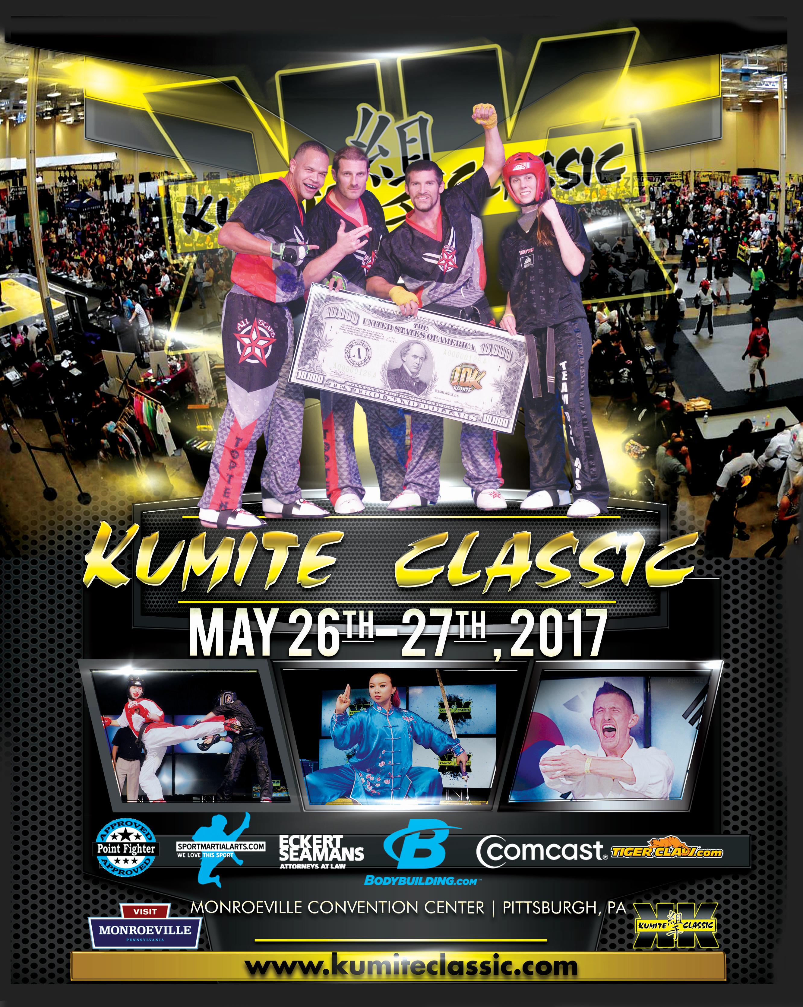 2017 Kumite Classic