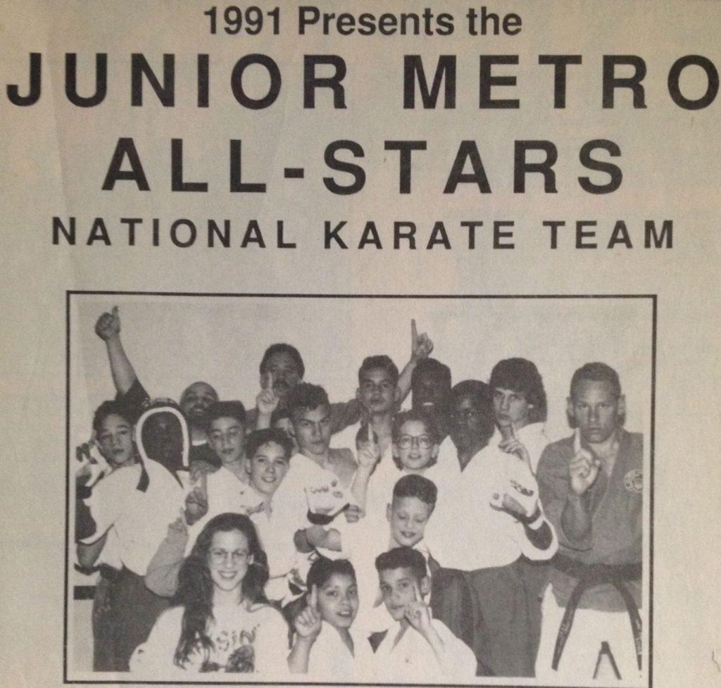 metro all stars karate