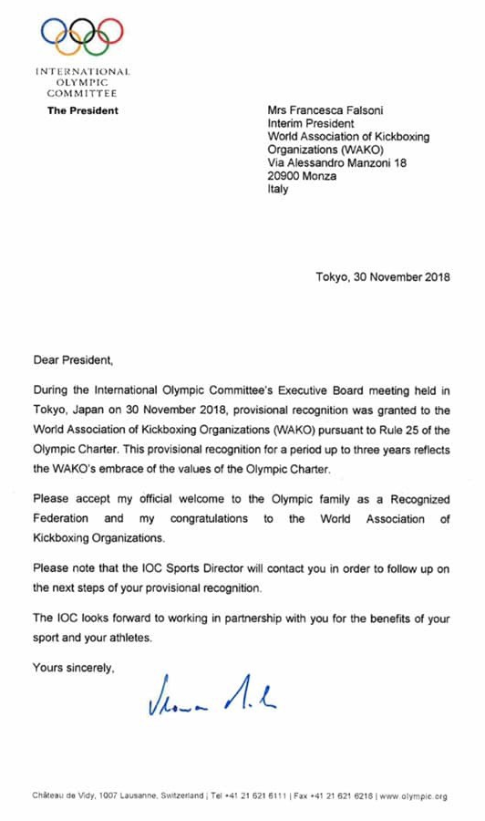 wako olympics