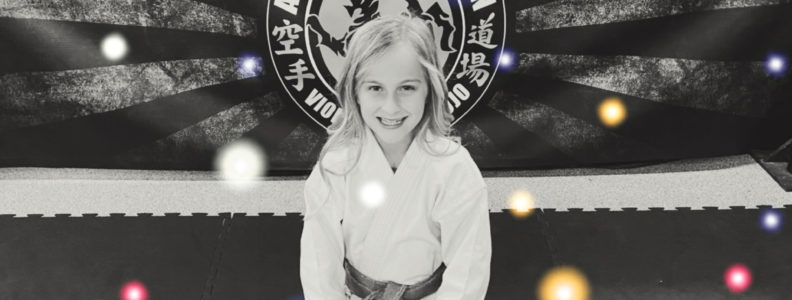 karate gabby viola
