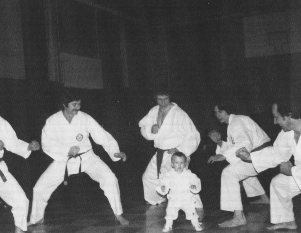 bill viola jr karate class