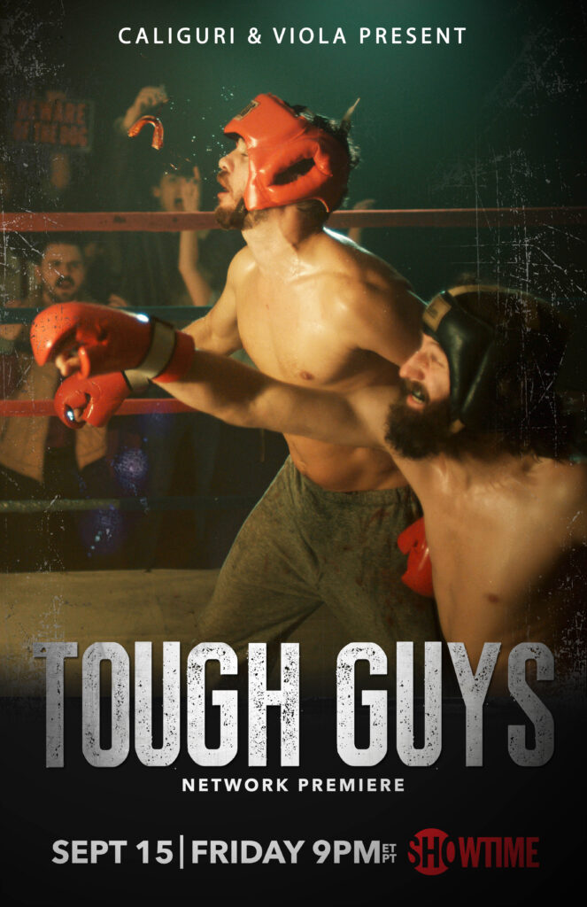 tough guys mma film