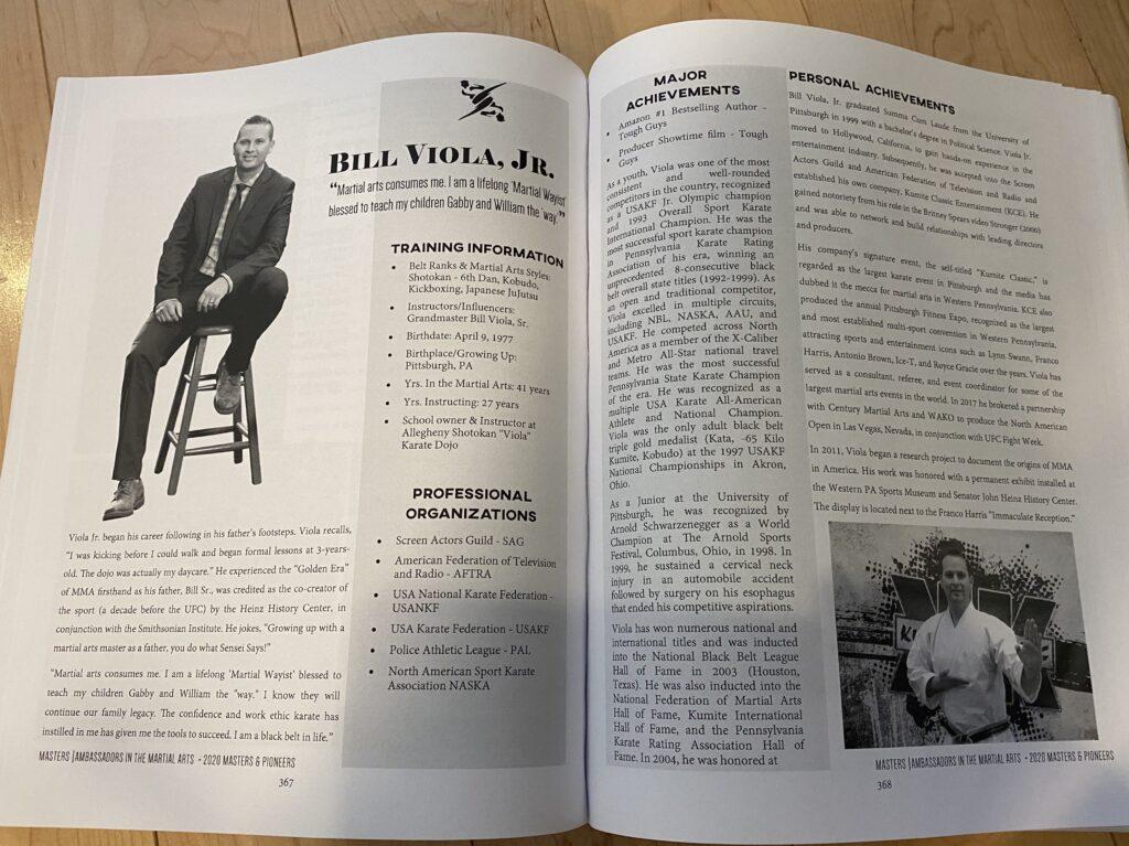 bill viola jr who's who