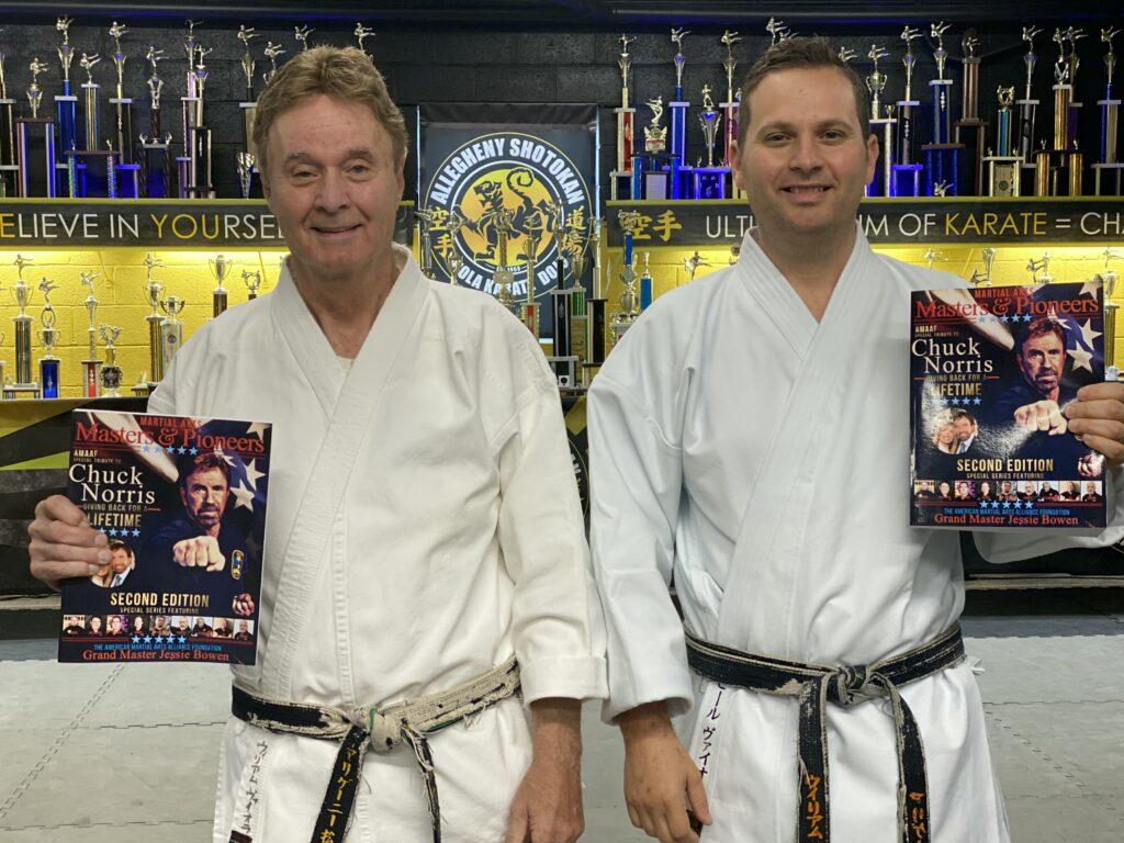 bill viola sr bill viola jr karate