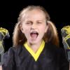 "Gabby Viola ""3rd Generation"" Black Belt"